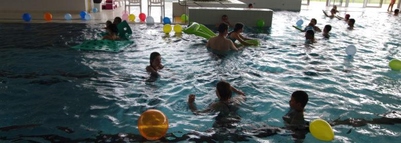 Bassin de la piscine CogleO