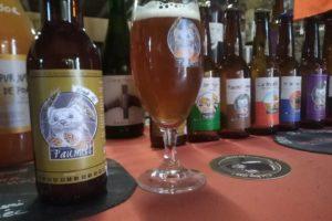 Bières artisanales © Brasserie de la Paumell