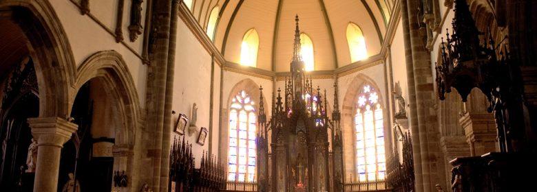 Eglise de Bazouges-la-Pérouse