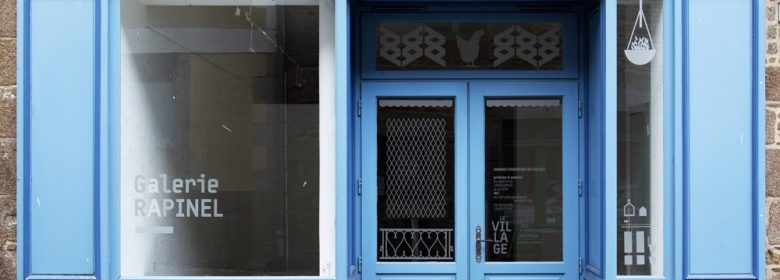 Galerie Rapinel © Le Village, site d'expérimentation artisitique