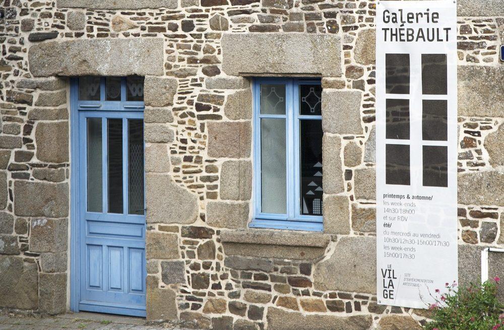 Galerie Thébault © Le Village, site d'expérimentation artisitique