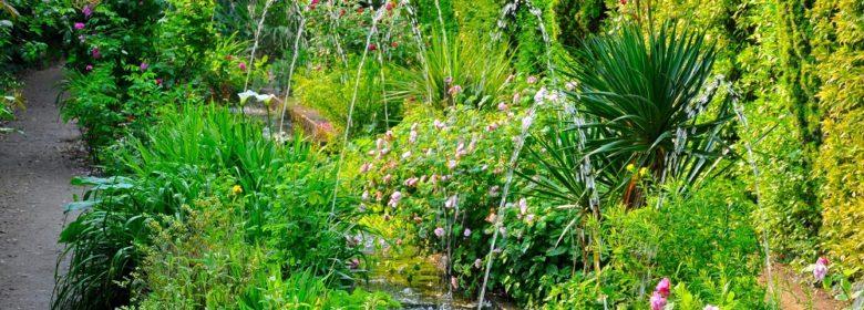 Jardin des Milles et Unes Nuits au Parc Botanique de Haute Bretagne