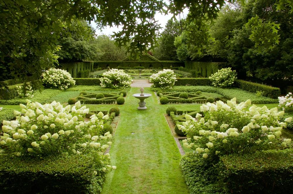 Le Jardin Secret au Parc Botanique de Haute Bretagne