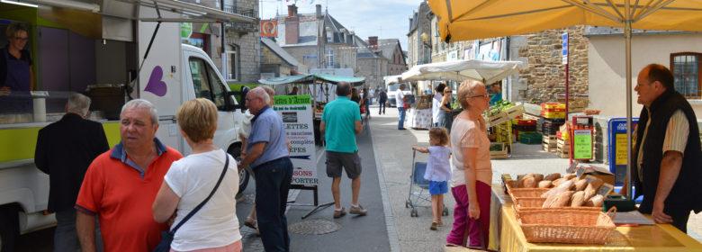 Marché de Saint-Brice-en-Coglès