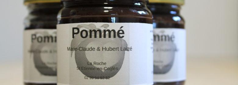 Pommé Laizé - La Roche