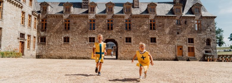 Enfants au Rocher Portail