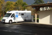 Aire camping-car d'Antrain