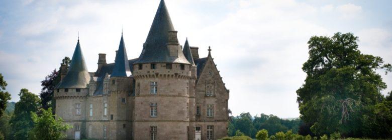 Chateau de Bonnefontaine et son parc