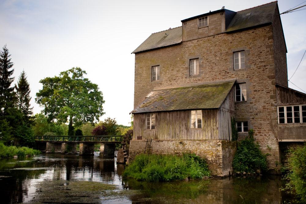 Moulin de Quincampoix - Rimou
