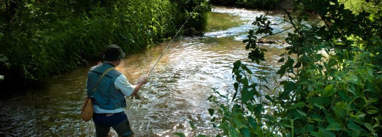 Pêcher sur Couesnon Marches de Bretagne