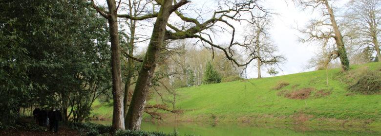 Parc du château de Bonnefontaine