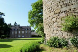 Parc du château du Tiercent
