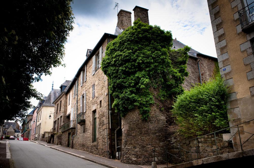 Rue de Pontorson - Antrain