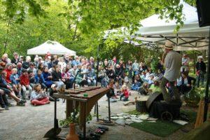 Spectacle - Les Dimanches Animés en forêt de Villecartier
