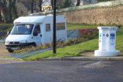 Aire camping-car de Bazouges-la-Pérouse