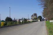 Aire étape de Saint Hilaire des Landes