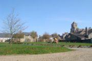 Aire étape de St Etienne en Coglès