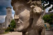 Buste du marquis de la Rouërie