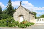 Chapelle de Valaine à Montours